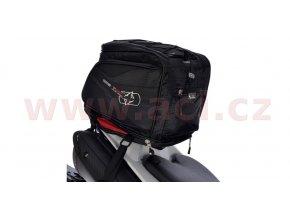 brašna na sedlo spolujezdce T25R Tailpack, OXFORD - Anglie (černá, objem 25l)