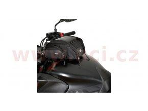 tankbag na motocykl F1 Mini, OXFORD - Anglie (černý, objem 7l)