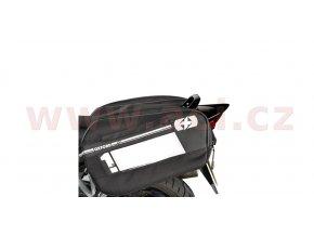 boční brašny na motocykl F1, OXFORD - Anglie (černé, objem 55l, pár)