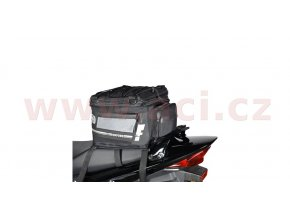 brašna na sedlo spolujedce F1 Tailpack, OXFORD - Anglie (černá, objem 35l)