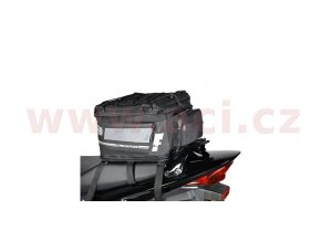 brašna na sedlo spolujedce F1 Tailpack, OXFORD - Anglie (černá, objem 18l)