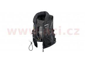 vesta s krčním airbagem NECK DPS VEST, SPIDI - Itálie (černá)