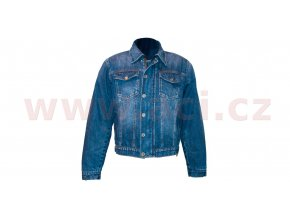 bunda Jeans Aramid, ROLEFF - Německo (modrá)