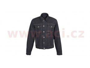 bunda Jeans Aramid, ROLEFF - Německo (černá)