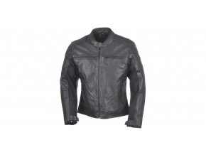 bunda Classic Leather, AYRTON - ČR (černá)