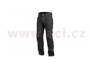 kalhoty, jeansy Resist Tech Denim, ALPINESTARS - Itálie (černé)
