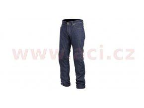 kalhoty, jeansy Resist Tech Denim, ALPINESTARS - Itálie (modré)