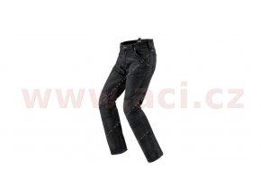 jeansy CREW, SPIDI - Itálie (černé)