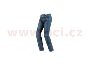 kalhoty, jeansy FURIOUS LADY, SPIDI - Itálie, dámské (světle modré)