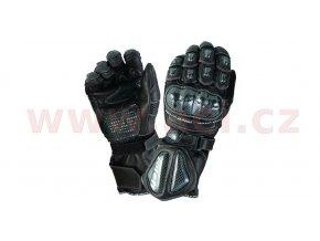 rukavice Essen, ROLEFF - Německo, pánské (černé)