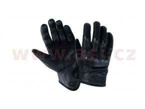 rukavice Frankfurt, ROLEFF - Německo, pánské (černé)