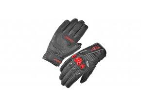 rukavice Tactical, AYRTON - ČR (černé/červené)