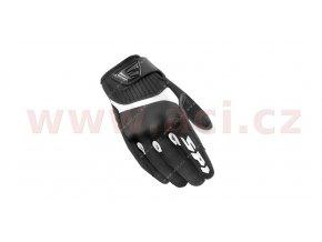 rukavice G-FLASH, SPIDI - Itálie (černé/bílé)