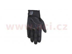 rukavice Neo Moto, ALPINESTARS - Itálie (černé)