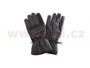 rukavice Strase, ROLEFF - Německo, pánské (černé)