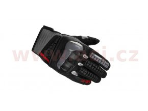 rukavice X-GT, SPIDI - Itálie (černé/šedé/červené)