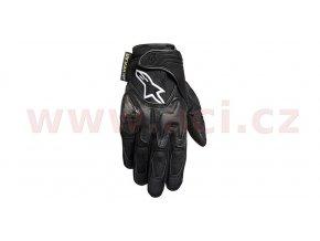 rukavice SCHEME Kevlar, ALPINESTARS - Itálie (černé)