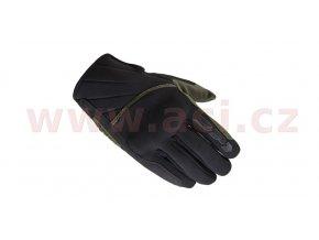 rukavice SQUARED, SPIDI - Itálie (černá/zelená)