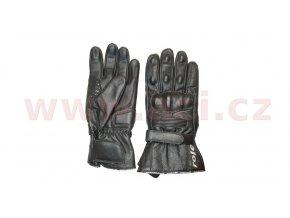 rukavice Berchtesgaden, ROLEFF - Německo (černé)