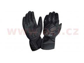 rukavice Geneve, ROLEFF - Německo, pánské (černé)
