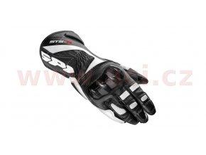 rukavice STS R LADY, SPIDI - Itálie, dámské (černé/bílé)