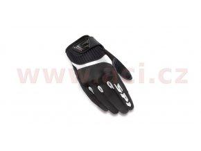 rukavice G-FLASH LADY, SPIDI - Itálie, dámské (černé/bílé)
