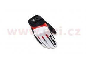 rukavice G-FLASH LADY, SPIDI - Itálie, dámské (bílé/černé/červené)