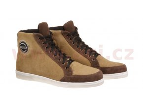 boty Style, KORE (hnědé/světle hnědé)