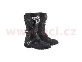 boty Toucan Gore-Tex, ALPINESTARS - Itálie (černé)