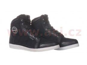 boty Street Sneaker, KORE (černé)