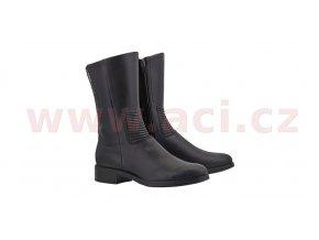 boty STELLA VIKA Waterproof, ALPINESTARS - Itálie (černé)