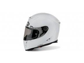 přilba GP500, AIROH - Itálie (bílá) vel. M