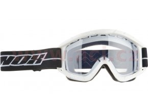 brýle N1 Adult, NOX - Francie (bílé)