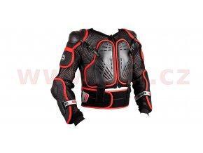 chránič těla EM3, EMERZE (černá-červená)