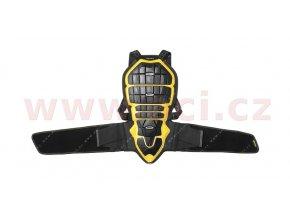 páteřový chránič BACK WARRIOR 170/180, SPIDI - Itálie (černý/žlutý)