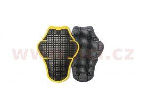 chránič páteře WARRIOR L2 vkládací certifikace CE2, SPIDI - Itálie (černý/žlutý, vel. UNI)