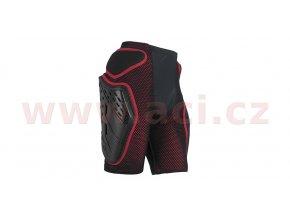 šortky pod kalhoty FREERIDE, ALPINESTARS - Itálie, (černá/červená)