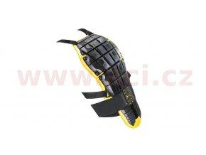 páteřový chránič BACK WARRIOR EVO 165/190, SPIDI - Itálie (černý/žlutý, vel. UNI)
