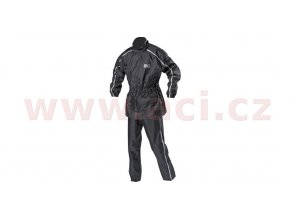 bunda a kalhoty Security pack, NOX - Francie (černá/reflexní pruhy)