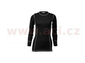 Termoprádlo s dlouhým rukávem, ROLEFF - Německo, dámské (černá)