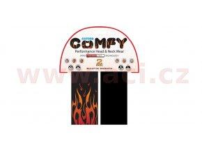 nákrčníky Comfy Flame Thermolite®, OXFORD - Anglie (sada 2ks)