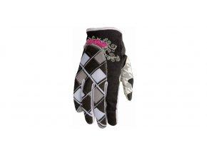 rukavice FLY Kinetic dámské 2010 - FLY RACING - USA (černá)