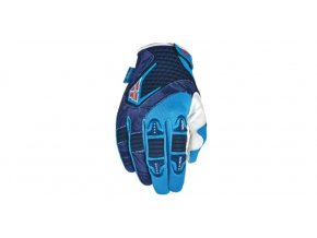 rukavice FLY Evolution 2009 - FLY RACING - USA (modrá)