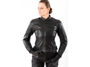 moto bunda TSCHUL 5700 černá