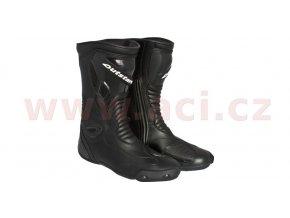boty Zolder, ROLEFF - Německo, pánské (černé)