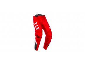 kalhoty F-16 2020, FLY RACING - USA (červená/černá/bílá)