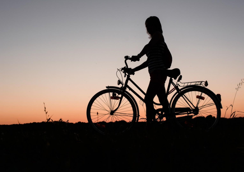 Ako naučiť dieťa jazdiť na bicykli?