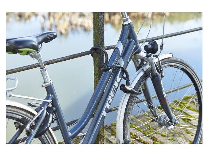 Zámok na bicykel