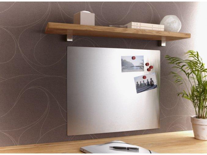 Plaque de protection en inox pour la cuisine(1)