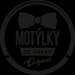 807a9b9328d Dřevěný motýlek Václav - Motýlky ze dřeva